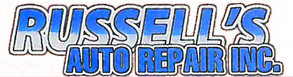 Russell's Auto Repair  Logo